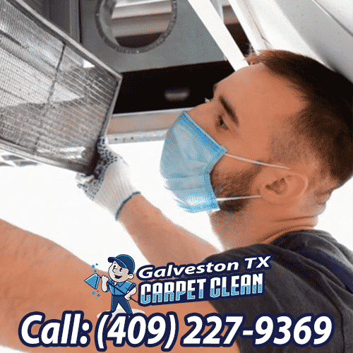 Air Duct Cleaning Galveston Texas