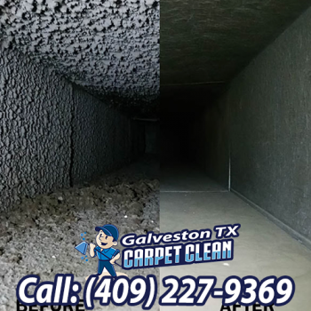 Air Duct Cleaning Near Galveston TX