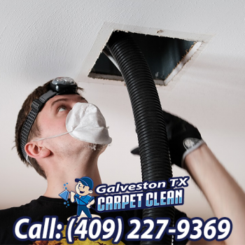 Air Duct Cleaning Near Galveston Texas
