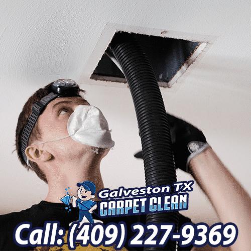 Air Duct Cleaning Near Galveston Texas