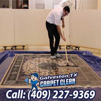 Area Rug Cleaning Galveston Texas