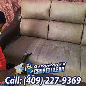 Couch Cleaning Galveston Texas