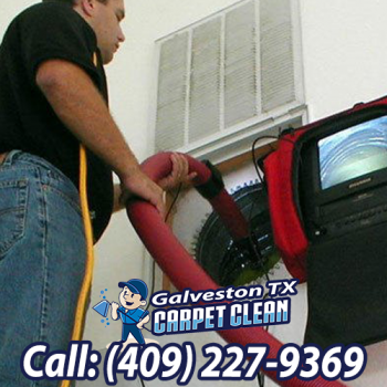Galveston TX Air Duct Cleaning