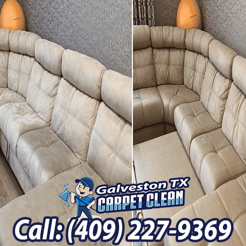 Sectional Cleaning Galveston Texas