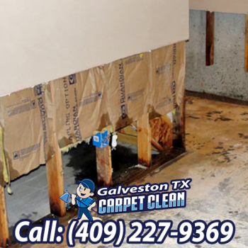 Water Damage Restoration Near Galveston TX